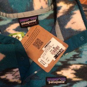 Patagonia Jackets & Coats - Brand New with Tags Patagonia Synchilla SnapT-XS